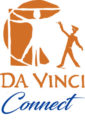 Da Vinci Connect High School Logo